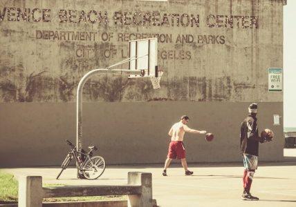Los Angeles Venice Beach recreation center