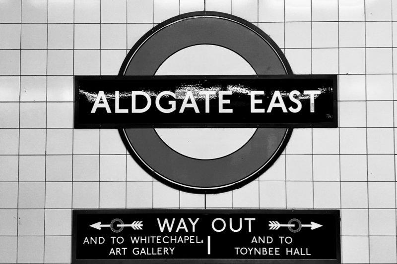 Aldgate East - Qbic London Hotel