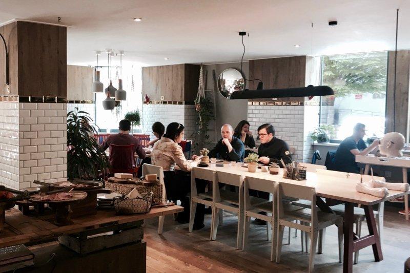 qbic london design hotel bar & restaurant