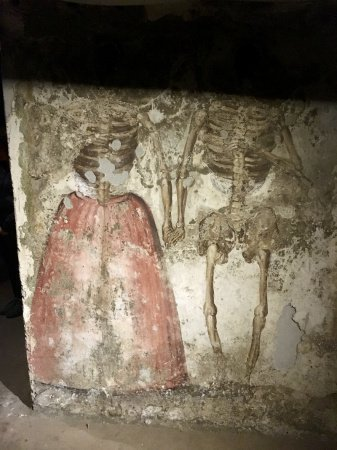 catacombe di san gaudioso - 1