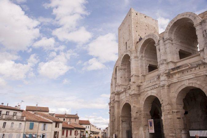 Viaggio in Camergue Arles