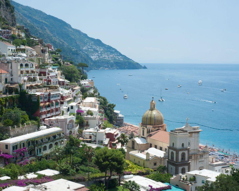 Costiera Amalfitana weekend romantico in Italia