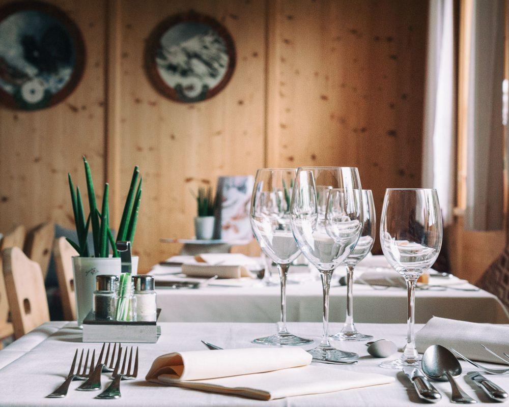 Hotel Rubner ristorante