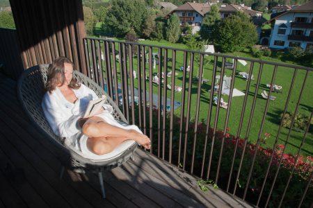 Il wellness hotel al Plan de Corones