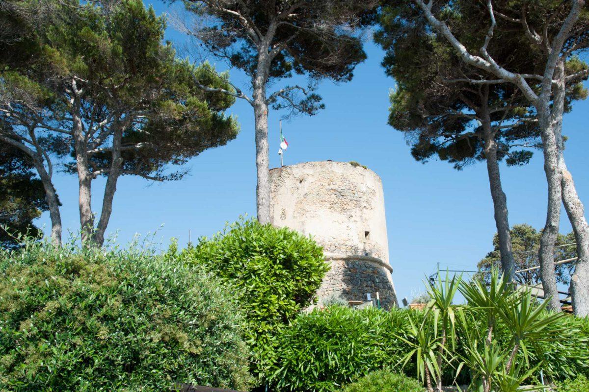 Torre Saracena Cala Piccola