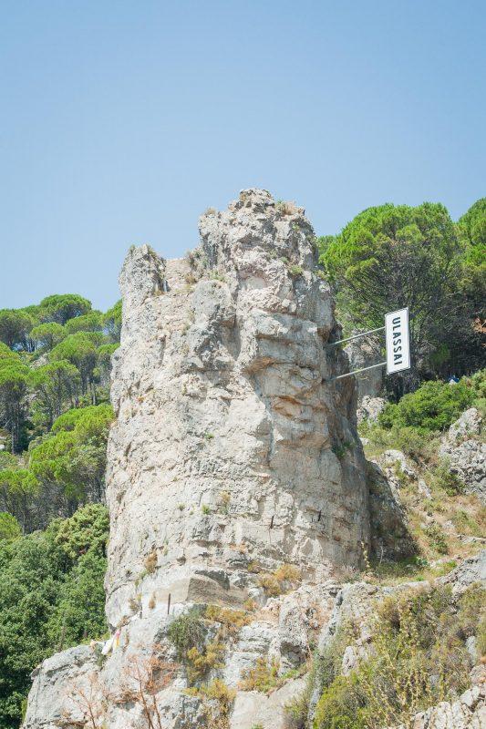 Sardegna on the road Ulassai