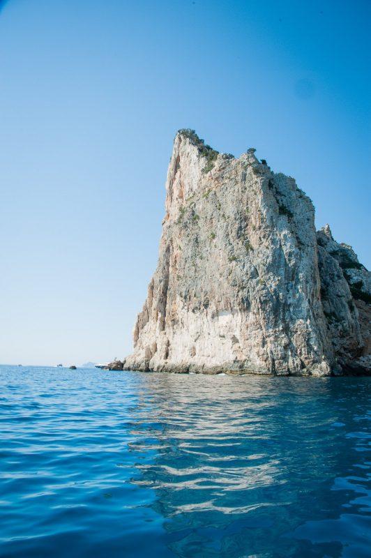 Sardegna on the road Golfo di Orosei