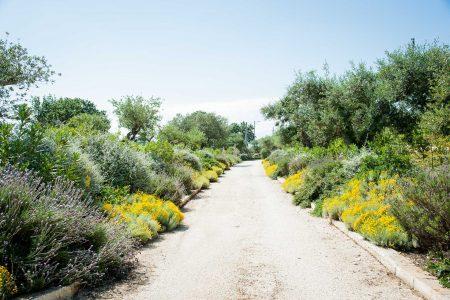 Tenuta del Lauro Missoni giardino sensoriale