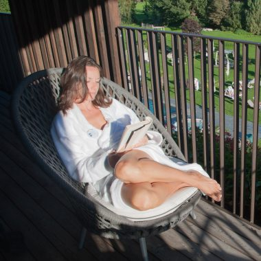 wellness hotel al Plan de Corones
