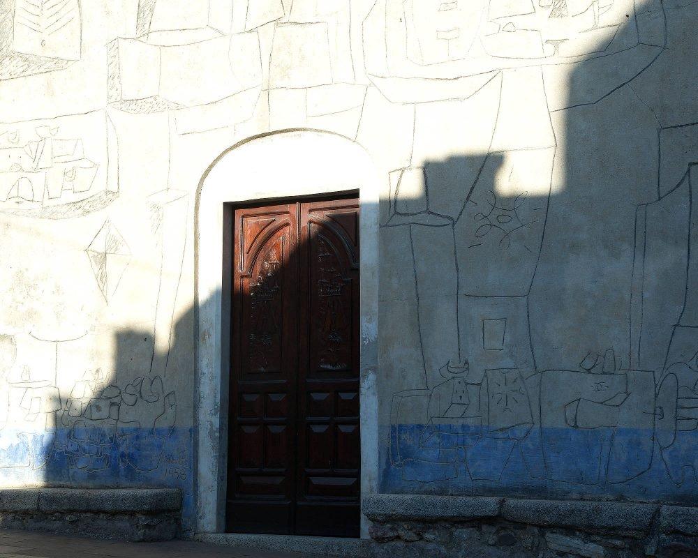 Chiesa di Sa Itria Orani Nivola