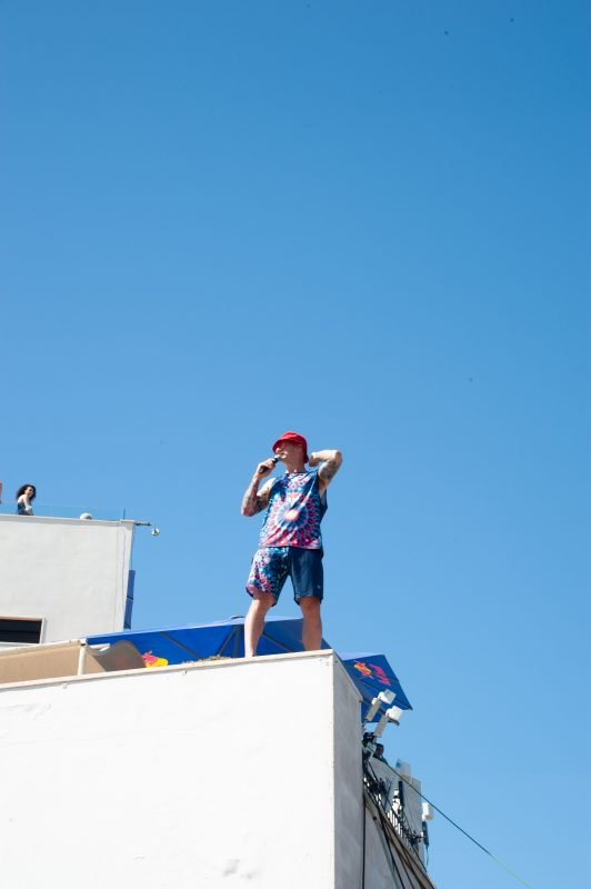 Red Bull Cliff Diving Polignano