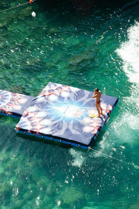 Red Bull Cliff Diving a Polignano a Mare